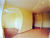 Стены из гипсокартона своими руками в интерьере квартиры