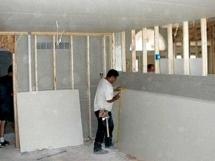 возведение стены из гипсокартона своими руками