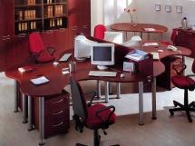 фотографии письменного офисного стола