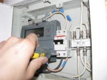 Установка электросчетчика в квартире