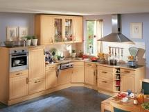 цвет стен в интерьере кухни и гостиной