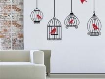 декоративные стикеры для стен и обоев