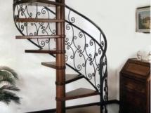расчет и конструкция винтовых лестниц для дачи