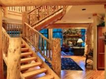 Внутренняя отделка деревянного дома своими руками