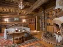 Внутренняя отделка стен кирпичного дома