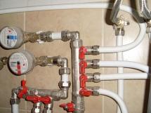 проектирование и разводка водосбнабжения