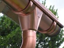 металлические системы водоотвода