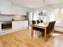 Зонирование кухни гостиной фото