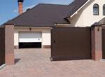 Автоматические ворота для дома и гаража