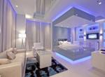 Освещение спальной зоны в кваотире