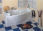 Установка ванной в санузле
