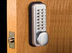 Кодовый замок на входной двери