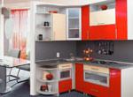 Меблировка маленькой кухни