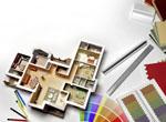 Создание дизайна интерьера дома